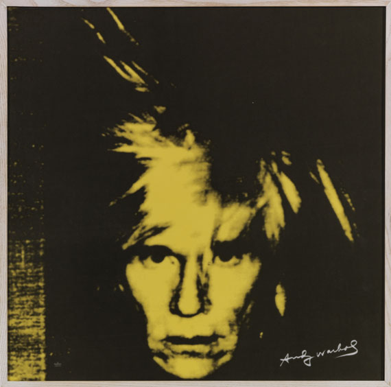 Warhol - after, Andy - Porzellan